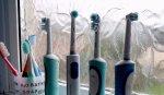 elektryczne szczoteczki do mycia zębów